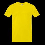 Camisetas Promocionais | Gola-Olimpica-Amarela